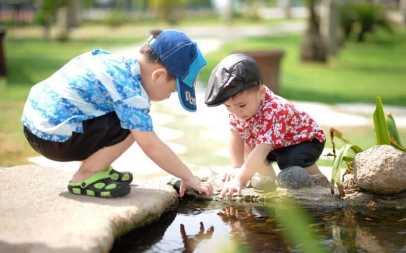 Bereits im Babyalter prägt sich die innere Haltung! Vortrag Gerald Hüther
